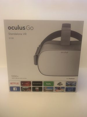 Oculus Go Standalone Virtual Reality Headset - 32GB - Like New for Sale in Avon, OH