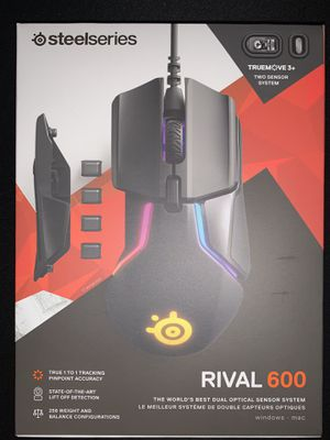 Steelseries Rival 600 for Sale in San Rafael, CA