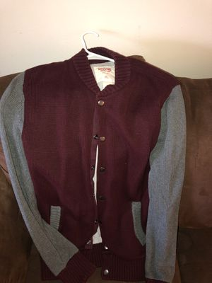 Cardigan sweater medium for Sale in Euclid, OH
