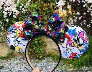 Donald and Daisy Disney Ears for Sale in Redlands, CA