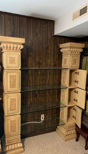 Roman style shelves for Sale in Philadelphia, PA
