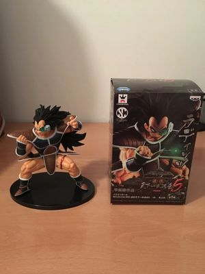 15cm Dragon Ball Z nappa Raditz Son Goku Brother PVC Action Figure Toy DragonBall Z Figure for Sale in Annville, PA