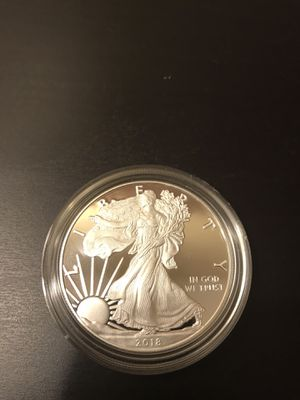 2018 American Eagle Silver Proof for Sale in Santa Ana, CA