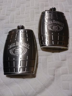 Stainless steel flask for Sale in Lincoln, CA
