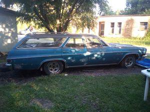 1966 Chevy Impala station wagon for Sale in Oakdale, LA