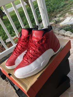 Jordan 12 gym red for Sale in Spring Hill, FL