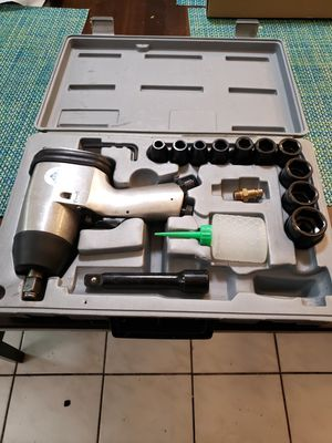 Torque Impact wrench 1/2 drive for Sale in Los Angeles, CA