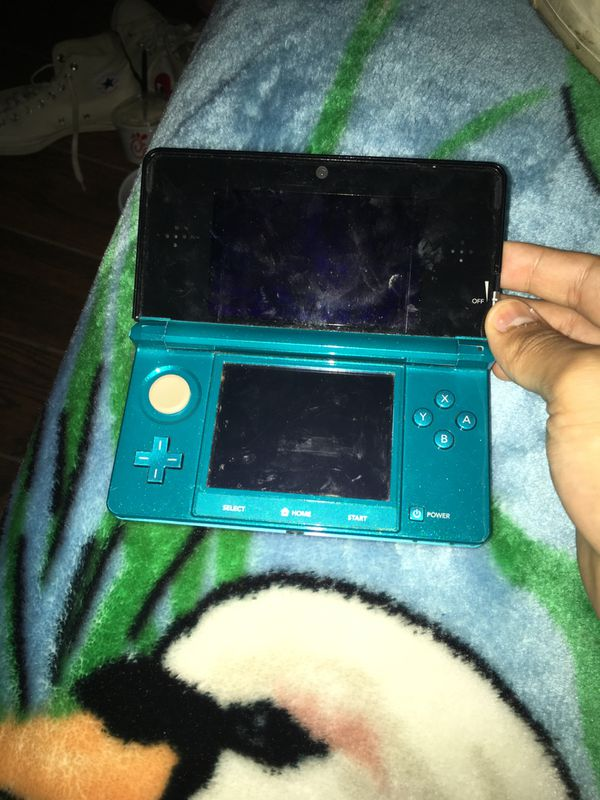 Nintendo 3ds no charger