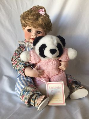 "Connie Walser Derek Porcelain ""Samantha"" Doll for Sale in Miami, FL"