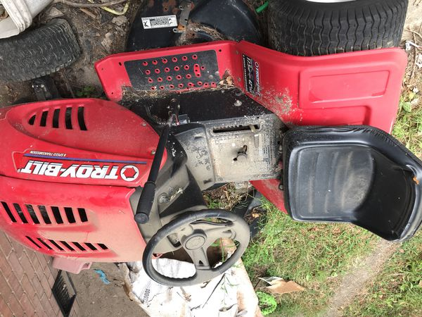 Troy Bilt Ridding Lawn Mower For Sale In High Point Nc