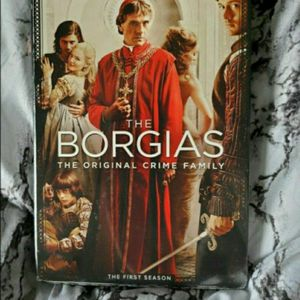 The Borgias: Season 1 DVD Set for Sale in Chicopee, MA