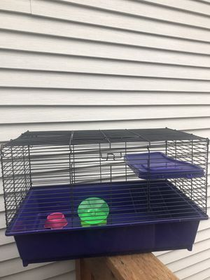 Cage for hamsters for Sale in Mukilteo, WA