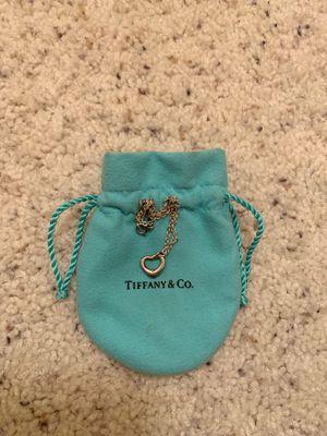 Tiffany open heart bracelet for Sale in Dublin, CA