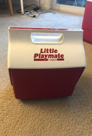 Little playmate cooler by igloo for Sale in Herndon, VA