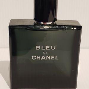 Bleu de Chanel Mens Cologne Perfume 100 Ml for Sale in Houston, TX