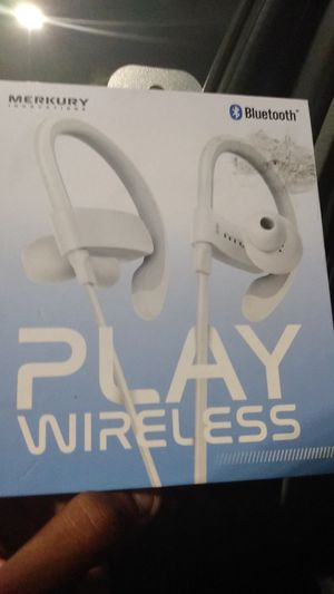 Brand New Play Wireless Bluetooth Headphones for Sale in Houston, TX