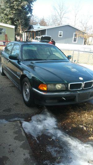 Bmw 740IL 1998 clean for Sale in Lafayette, CO