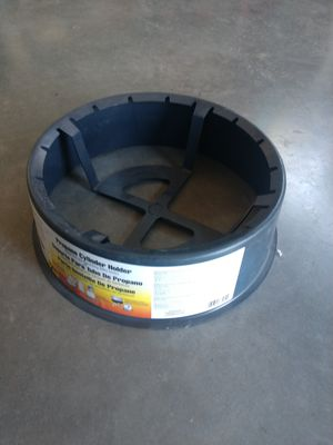 Propane cylinder holder for Sale in Oroville, CA