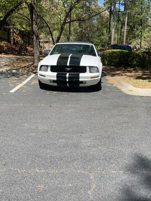 2007 Ford Mustang for Sale in Macon, GA