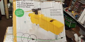 Self propelled lawn sprinkler for Sale in Auburndale, FL
