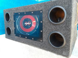 """Subwoofer sony xplod 12"""" for Sale in Anaheim, CA"""