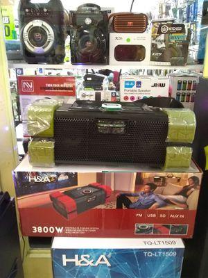 3,000 watt Bluetooth speaker on sale $200.00 for Sale in Washington, DC