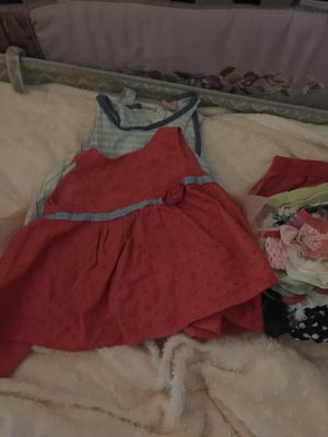 Baby girl clothes 6month-18month for Sale in West Palm Beach, FL