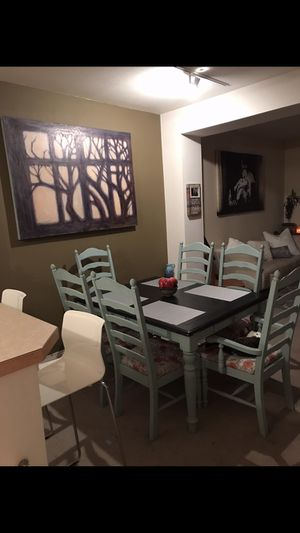 """""""Shabby Chic"""" Table and Chairs for Sale in Kirkland, WA"""