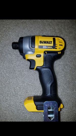 New dewalt 20v MAX impact driver [tool only] for Sale in Ashburn, VA