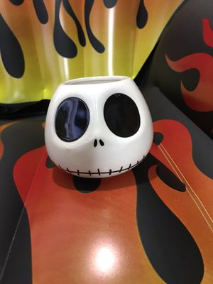NWOB Nightmare Before Christmas Jack Skellington Mug! for Sale in Watertown, MA