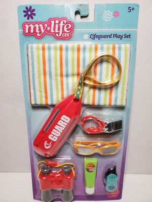 My life as LIFEGUARD PLAY SET for Sale in Plantation, FL