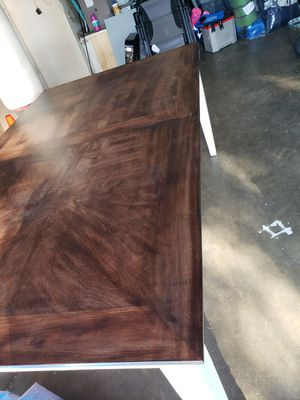 Solid wood table for Sale in Riverside, CA