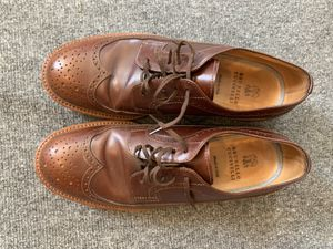 Brunello Cucinelli brown genuine leather business shoes for Sale in Washington, DC