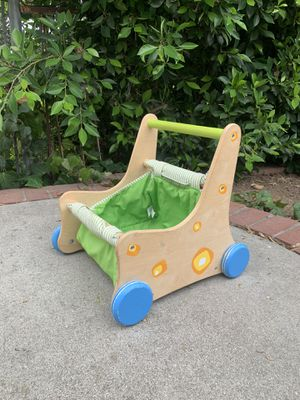 Wooden Push Cart/ Wagon for Sale in La Cañada Flintridge, CA