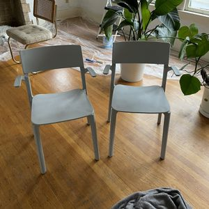 Two IKEA Chairs for Sale in Seattle, WA