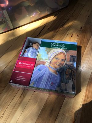 American Girl Mini Doll and Book Set for Sale in San Diego, CA