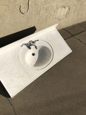 Sink for sale as is $20 for Sale in Fontana, CA