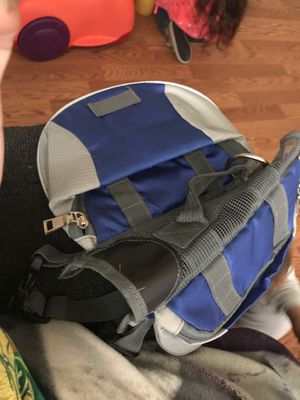 Saddle back pack for dogs for Sale, used for sale  Norwalk, CA