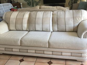 Loveseat And Couch Set Looks New for Sale in Signal Hill,  CA