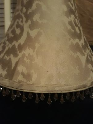 Large lamp shade for Sale in Mount Vernon, OH