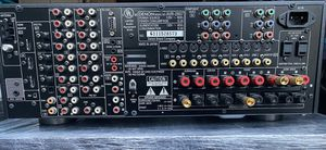 Denom+polk audio system+Monster power supply distribution conditioner for Sale in San Leandro, CA