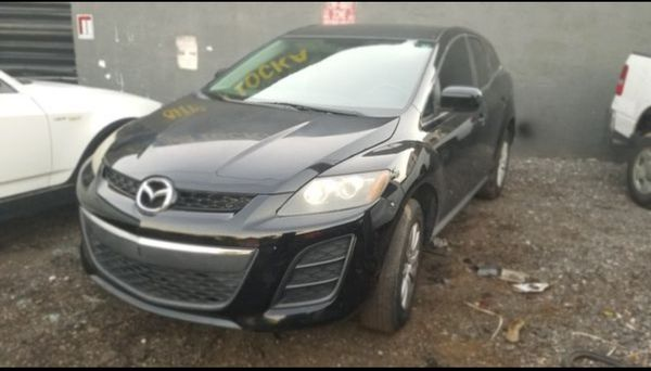Mazda cx7 for parts out 2011