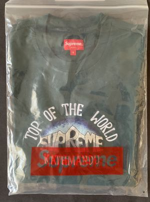Supreme Top Of The World S/S Top for Sale in Bell, CA