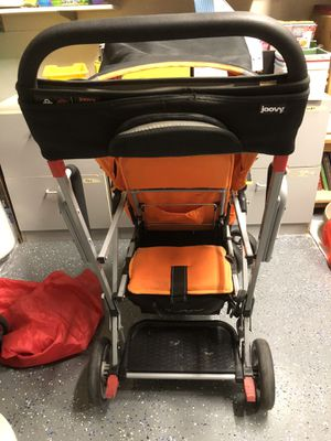 Joovy Caboose double stroller - lightly used for Sale in La Habra Heights, CA
