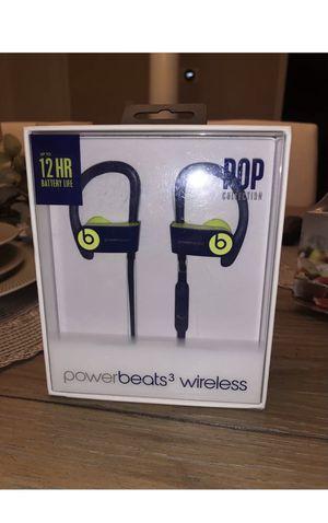 POWER BEATS 3 wireless by dr. Dre POP for Sale in Atlanta, GA