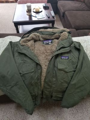 Mens medium Patagonia jacket for Sale in Reston, VA