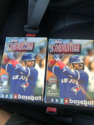 Stadium club baseball cards for Sale in Oceanside, CA
