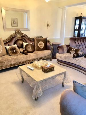 Turkish style living room. for Sale in Ashburn, VA