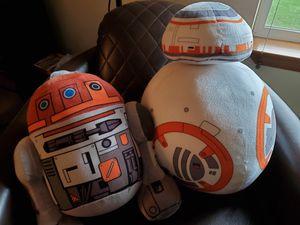 Star Wars plushies for Sale in Lynnwood, WA