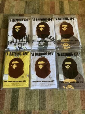 BAPE T SHIRTS for Sale in Plano, TX